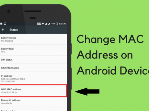 How to Change MAC Address on Android working 100%