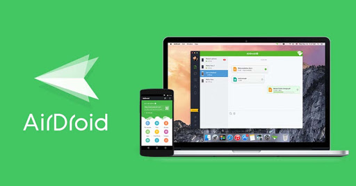 airdroid file sharing