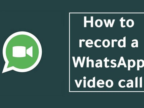 How To Record A Whatsapp Video Call 100% Working