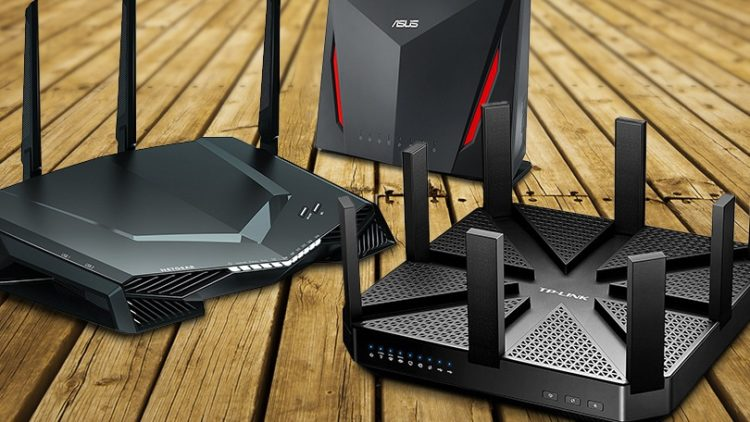 Router For Apartment